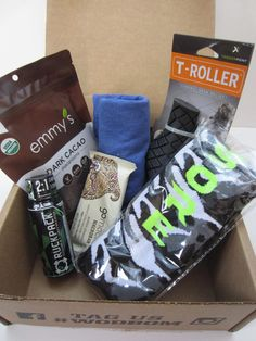 WODBOM Fitness Subscription Box Review + Coupon- August 2016 - Check out my review of the August 2016 WODBOM fitness subscription box and save with our coupon!