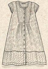 Kleid Mollis