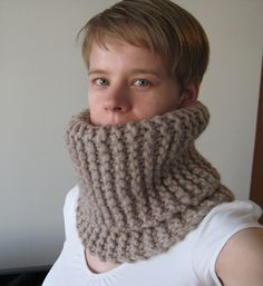 Ravelry: Vilhelmine's Some Kind of Town Cowl