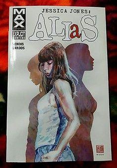 Alias: Aka Jessica Jones Vol. 1 (2015, Paperback) Marvel Max