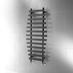 Orreo Dual Fuel Towel Radiator 1200 x 600 Bathroom Mirror Cabinet, Mirror Cabinets, Towel Radiator, Pebble Grey, Grey Bathrooms, Radiators, Bathroom Accessories, Outdoor Structures, Decorating