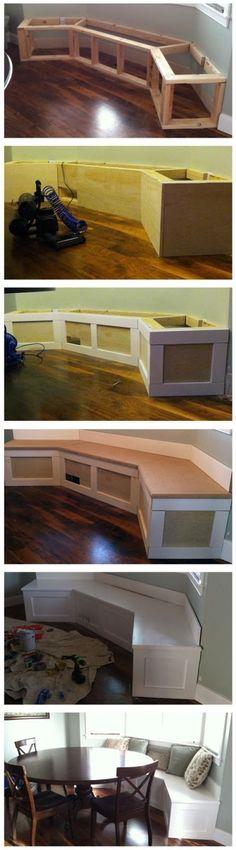 Esse estilo de decoração tem influência americana, e tem conquistado várias pessoas, até mesmo já existe conjuntos de sala de jantar a venda...