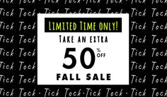iShopinternational.com Shop International! Shop from the USA  Fall #Sale 50% OFF Limited Time Only !  >>http://bit.ly/1vbT6JO