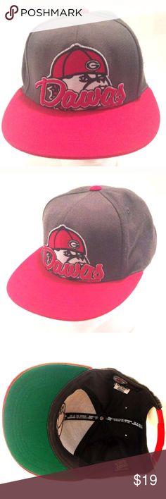 74e894197c1 NCAA Georgia Bulldogs Hat Caps All Black