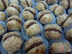 Slovak Recipes, Czech Recipes, Russian Recipes, Sweet Desserts, Sweet Recipes, Dog Food Recipes, Cooking Recipes, Christmas Sweets, Christmas Baking
