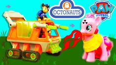THE OCTONAUTS AND THE PAW PATROL AND BATMAN ADVENTURE: RACE TO THE RESCU...