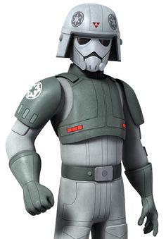 Empire - Imperial combat driver