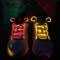 The coolest shoelaces ever