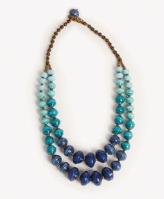 """""""The Best Hue"""" Necklace of The Essential Six"""
