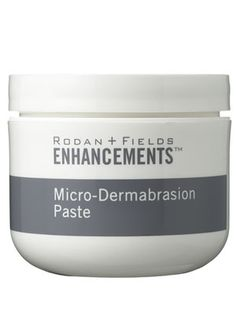 As seen on allure.com -- this is a Customers Favorite! Rodan + Fields Enhancements Micro-Dermabrasion Paste gets rid of the dry, dead skin and leaves your skin feeling silky soft.  https://heidijuenger.myrandf.com/Shop/Product/ENPS125