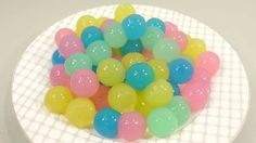 ToY Baby Orbeez Jelly Gummy Balls Learn Colors Numbers Counting Icecream - How to Make http://youtu.be/2XS6jpEiJKQ