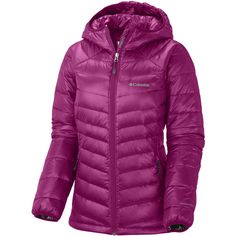 Columbia Gold 650 Turbodown Radial Down Hooded Jacket for Women
