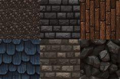 Tileable Textures & Building Blocks (Breakdown), Tobias Koepp on ArtStation at https://www.artstation.com/artwork/tileable-textures-building-blocks
