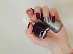 Simple & beautiful #nails #nailart
