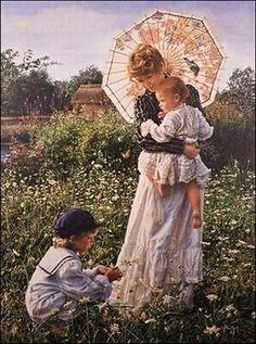 Tavasz - Robert Duncan festményei