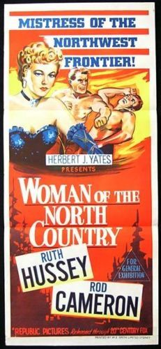 Directed by Joseph Kane. With Rod Cameron, Ruth Hussey, John Agar, Gale Storm. In 1890 Minnesota