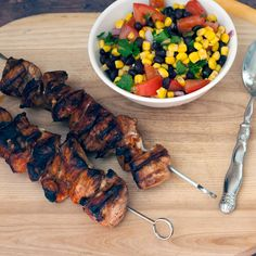 Spicy Grilled Chicke