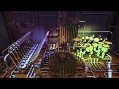 Animusic HD - Pipe Dream 2 (1080p)  Check this out...it is amazing....
