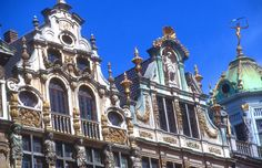 Brussels, Belgium. Beautiful, modern city.