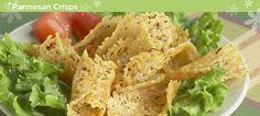 Tupperware | Weekday Supper - Parmesan Crisps