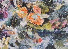 Christian fischbacher fabrics, soul garden #14455_501