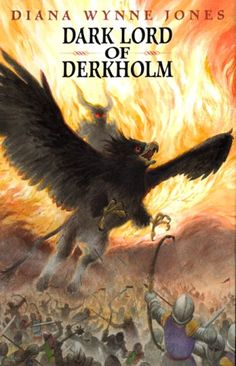 Dark Lord of Derkholm by Diana Wynne Jones (1934-2011) -- Set in a fantastical world that is forced to cater to tourists from a nonmagical world, one unusual wizard and his family try to coordinate the tours worldwide as everything goes wrong... Right? Request it at http://eisenhowerlibrary.org/ or by calling the Answers Desk at 708.867.2299