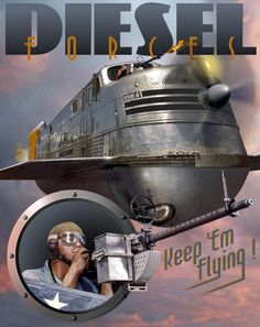 Diesel Forces - Retrofuturism - Wikipedia, the free encyclopedia