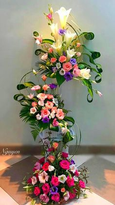 1 million+ Stunning Free Images to Use Anywhere Altar Flowers, Church Flowers, Funeral Flowers, Unique Flowers, Pretty Flowers, Paper Flowers, Purple Flower Arrangements, Flower Arrangement Designs, Funeral Flower Arrangements
