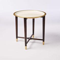 Enamel Trays + Wood Stand