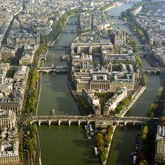 Paris, Banks of the Seine France UNESCO