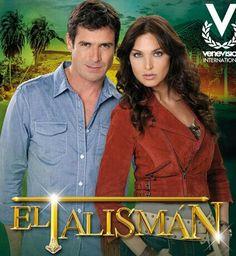 EL TALISMAN  (2012)  BLANCA SOTO and RAFAEL NOVOA.
