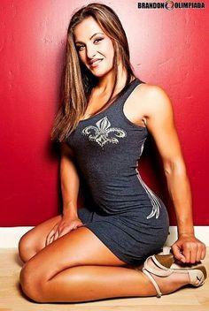 Miesha Tate - Female MMA Fighter