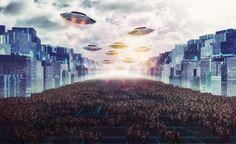 Futura Invasão Extraterrestre Aliens: Governos Acordos Secretos