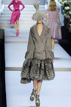 Christian Dior Fall 2007 RTW