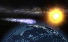 Luna trecută am avut parte de un meteorit, luna aceasta avem parte de o cometă !!!