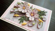 #quillincards #quillingflowers #quillingcraft #paperflowers #papercrafts #handmadecards #квиллинготкрытка #квиллингцветы