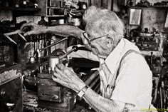 The (85) Old Worker... by Meir Pinto, via 500px