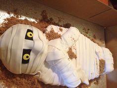 Mummy Cake!