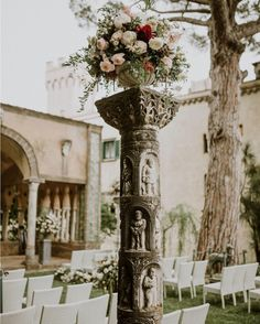 History and decors! Italy offers Spectacular venues for a destination wedding… Wedding by at Photo Wedding Ceremony, Our Wedding, Destination Wedding, Wedding Venues, Wedding Photos, Wedding Flower Decorations, Wedding Flowers, Amalfi Coast Wedding, Mediterranean Wedding