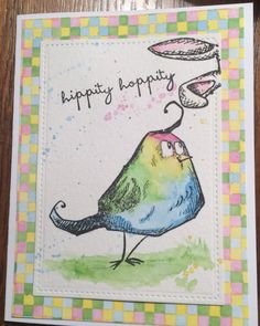 Put a Crazy Bird On It! by MaryFran2323 - Cards and Paper Crafts at Splitcoaststampers