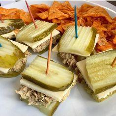 Perfect Keto snack! Tuna pickle bites 😋😍😃🙌🏻 #ketoforbeginners . 📸 thank you @ketogalsara @ketoweightlosstips . . . . . . #ketoquotes…