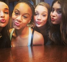 Kendall, Nia, Maddie & Kalani