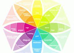Emotion Wheel / Colour