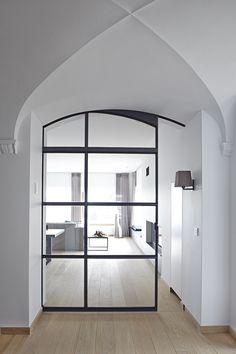 Ongeïsoleerde Art15 binnendeur