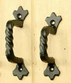 Western Drawer Pulls and Knobs, Rustic Drawer Pulls