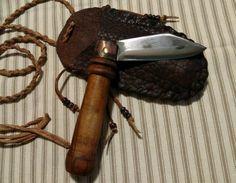 Old Style Folding Penney Knife Friction Folder with by misstudy
