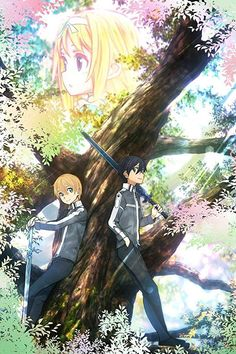 Aniplex of America began streaming the new teaser trailer for Sword Art Online: Alicization with English subtitles on Saturday. Sword Art Online the M. Sword Art Online Poster, Sword Art Online Movie, Sword Art Online Season, Sword Art Online Wallpaper, Sword Art Online Memes, Kunst Online, Online Art, Anime Sword, Eugeo Sword Art Online