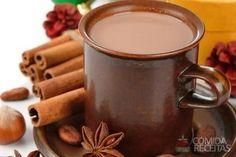 Receita de Chocolate quente simples - Comida e Receitas