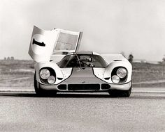 I've loved these porsches ever since I saw THX1138 as a kid