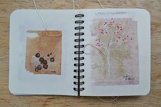 RUBY SILVIOUS Teabag Mini-book